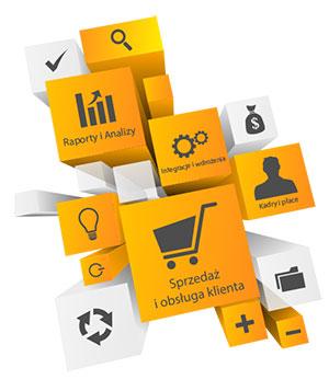 Elementy systemu ERP